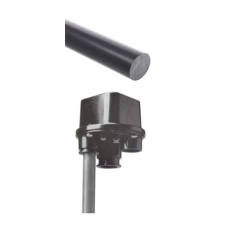 3/4 X 5′ PVC Junction Box Support Rod