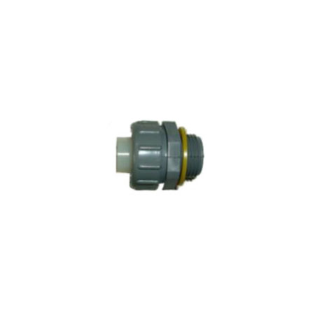 Non- Metallic Liquid Tight Connector 1/2″