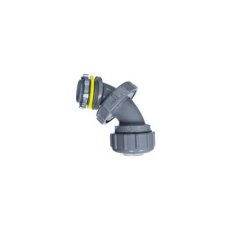 1/2″ 0-90deg. NM Liquid Tight Adjustable Connectors