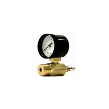 15# PRESSURE GAUGE MALE ASSEMBLY