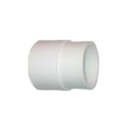 2″ Spigot Pipe Extender PVC (Spgt X I.D. Pipe)
