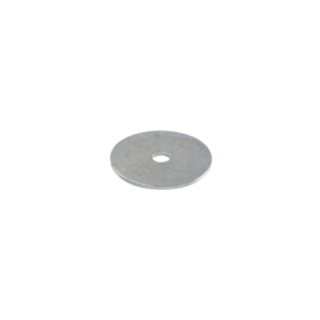 Round Zinc Poly Strap WASHER for tie down