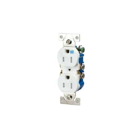 Tamper & Weather Resistant 20A Receptacle
