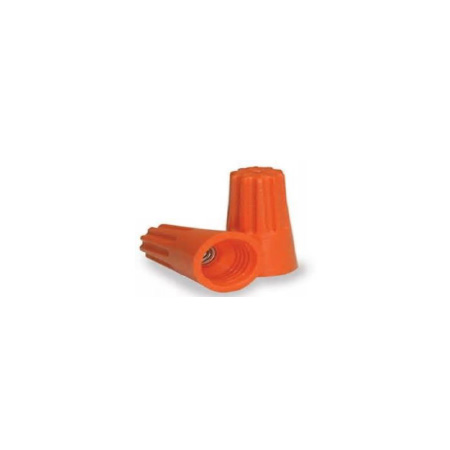 Wire Nuts Orange 22-14