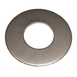 Stainless Steel Escutcheon-Rail Anchor Cover