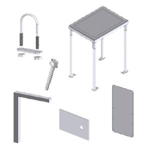 Equipment Racks/ Accessories