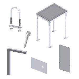 Equipment Racks/ Accessories