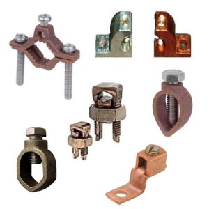 Grounding & Bonding Clamps/ Split Bolts/ Lugs