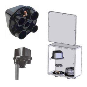 Junction Boxes/ Covers/ Conduits/ Metallic Connectors