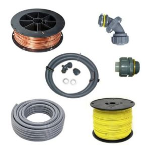 NM Liguid-Tite Conduit/ LT Fittings/ Wire/ Wire Whips