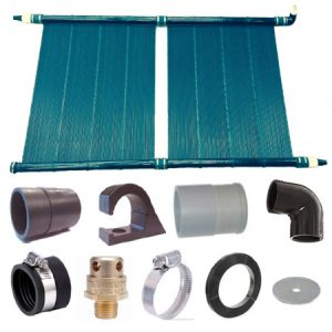 Swimming Pool Solar Panels & System Accessories