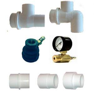 Plumbing Fittings/ Venturi Jets for Gunite Spas