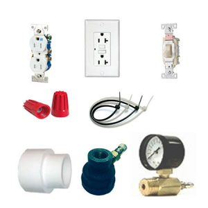 Wiring Devices/ Cable Ties /PVC Repair Fittings/ Gas Gauges/Bodies